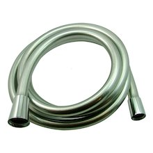 Mira 1.50m smooth shower hose - chrome (1736.739)