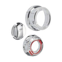 Mira Excel trim/knob pack - chrome (410.34)