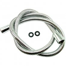 Mira shower hose - Chrome 1.25m (431.51)