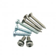 Mira case-to-cover screw pack (1634.026)