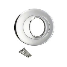 Mira Excel concealing plate assembly - chrome (451.69)