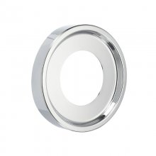 Mira concealing plate - chrome (076.66)