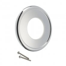 Mira concealing plate - chrome (410.54)