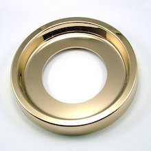 Mira concealing plate - Gold (076.61)