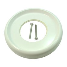 Mira concealing plate - white (421.30)