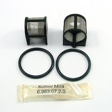 Mira Discovery Dual inlet filter pack (1609.046)