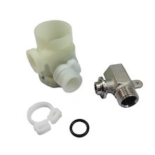 Mira Elite ST inlet filter assembly (1563.679)