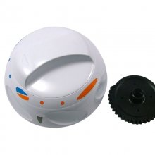 Mira Essentials manual control knob - white (453.21)