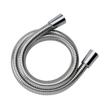 Mira Logic 1.25m metal shower hose - chrome (450.01)