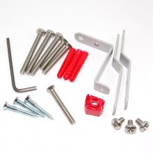 Mira Discovery screw and component pack (1691.143)