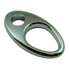 Mira Select 19mm shower hose retaining ring - chrome (617.10)