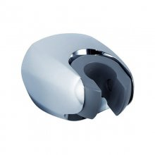 Mira shower head holder - chrome (1603.156)