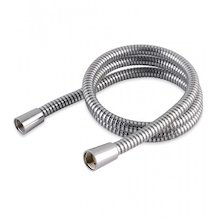MX 1.25m shower hose - Chrome (HAG)