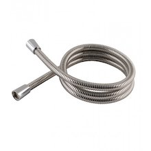 MX 1.50m shower hose - Stainless steel (HAC)
