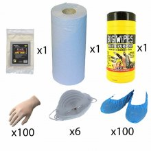 NSS cleaning pack (NSS CLEAN ONLINE)