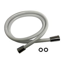 Redring 1.25m shower hose - white (93797612)