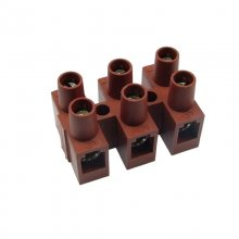 Redring 3-way terminal block (93795807)