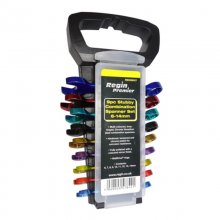 Regin colour-coded stumpy spanners (pack of 9) (REGB57)