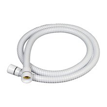 Triton 1.25m metal shower hose - white (28100200)