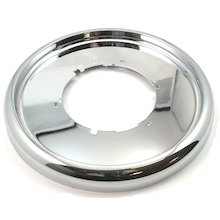 Triton cover plate - chrome (7051449)