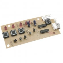 Triton front cover control PCB assembly (7072060)