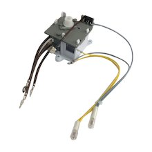 Triton power selector switch and wires (S12121003)