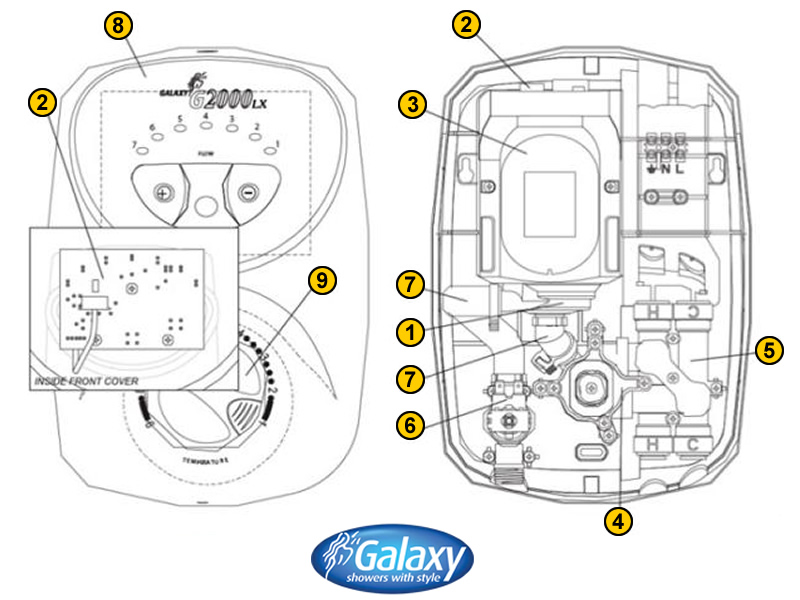 Honeywell Wireless Thermostat Wiring Diagram