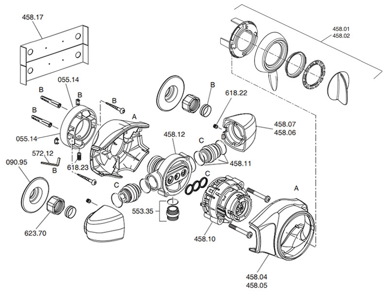 1989 cadillac allante engine diagram