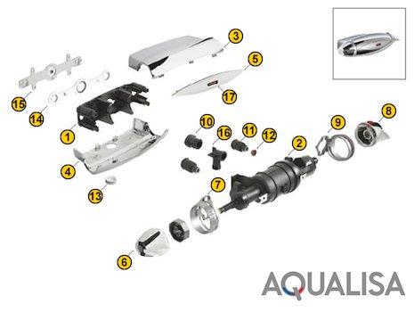 Aqualisa Shower Spares Aqualisa Spare Parts National