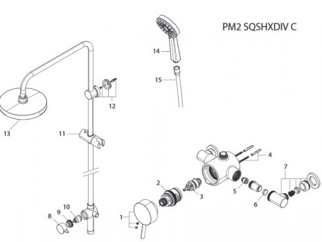 Sirrus Thermostat And Piston Assembly