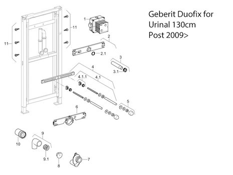 geberit shower spares geberit spare parts national. Black Bedroom Furniture Sets. Home Design Ideas