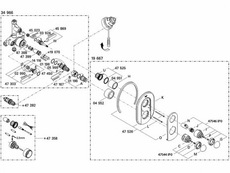 Index furthermore Shower Valve Repair additionally Gro 32362 as well Symmons Thermostatic Mixing Valve Diagram likewise Index. on grohe grohmix shower parts replacement