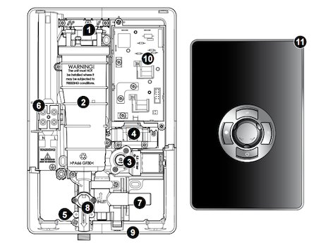 triton shower spares triton spare parts national. Black Bedroom Furniture Sets. Home Design Ideas